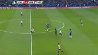 Pedro Pedro scores in the match Chelsea vs Brentford