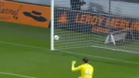 Lois Diony scores in the match Lorient vs Dijon