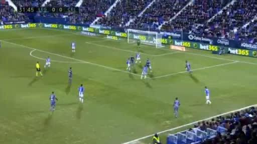 Leganes Celta Vigo goals and highlights