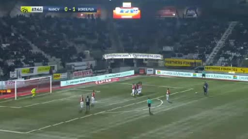 Nancy Bordeaux goals and highlights