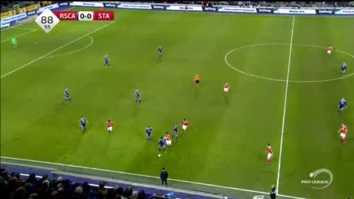 Anderlecht Standard Liege goals and highlights