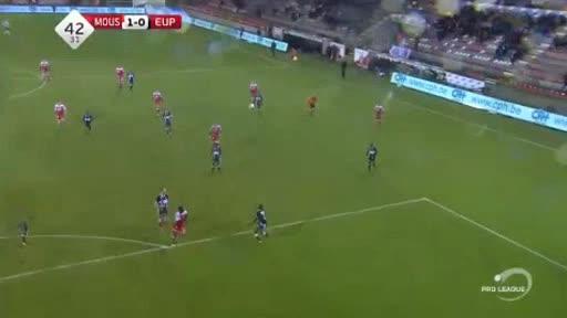 Mouscron Peruwelz Eupen goals and highlights