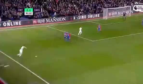 Crystal Palace Swansea goals and highlights