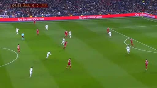 Real Madrid Sevilla goals and highlights
