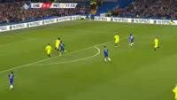Pedro Pedro scores in the match Chelsea vs Peterborough