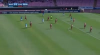 Napoli 3-0 Cagliari - Golo de M. Hamšík (4min)
