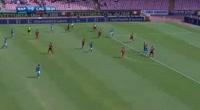 Napoli 3-0 Cagliari - Golo de D. Mertens (40min)