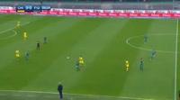 Chievo 2-1 Fiorentina - Golo de G. Simeone (6min)