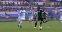 Lazio 6-1 Sassuolo - Golo de D. Berardi (27min)