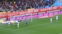 Troyes 2-1 Saint-Étienne - Golo de B. Pelé (41min)