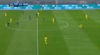 Chievo 2-1 Fiorentina - Golo de L. Castro (46min)