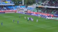 Troyes 2-1 Saint-Étienne - Golo de S. Khaoui (57min)