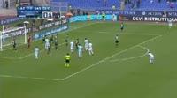 Lazio 6-1 Sassuolo - Golo de S. de Vrij (56min)