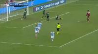 Lazio 6-1 Sassuolo - Golo de Luis Alberto (57min)