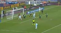 Lazio 6-1 Sassuolo - Golo de M. Parolo (69min)