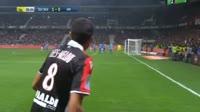 Nice 2-4 Olympique Marseille - Golo de J. Seri (16min)