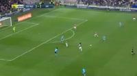 Nice 2-4 Olympique Marseille - Golo de L. Ocampos (44min)