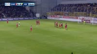Armindo Rodrigues Mendes Furtado scores in the match Xanthi vs AEK