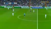 Real Madrid 1-1 Tottenham - Goal by R. Varane (28')