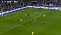 Anderlecht 0-4 PSG - Golo de K. Mbappé (3min)