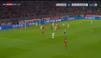 Bayern München 3-0 Celtic - Golo de T. Müller (17min)