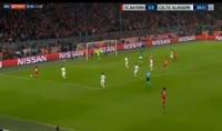 Bayern München 3-0 Celtic - Golo de J. Kimmich (29min)