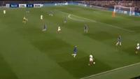 Chelsea 3-3 Roma - Golo de E. Hazard (37min)