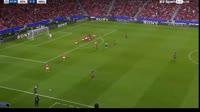 Benfica 0-1 Manchester United - Golo de M. Rashford (64min)