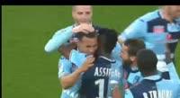 Le Havre 3-2 Lorient - Golo de J. Fontaine (70min)