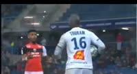 Le Havre 3-2 Lorient - Golo de F. Lemoine (80min)