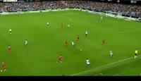 Valencia 4-0 Sevilla - Golo de Gonçalo Guedes (90+2min)