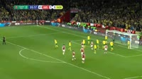 Edward Nketiah scores in the match Arsenal vs Norwich