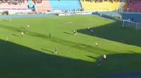 Gary Saldias scores in the match Real Potosi vs Nacional Potosi