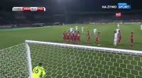Armenia 1-6 Poland - Golo de R. Lewandowski (18min)