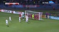 Armenia 1-6 Poland - Golo de R. Lewandowski (25min)