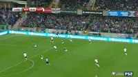Northern Ireland 1-3 Germany - Golo de S. Rudy (2min)