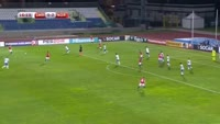 San Marino 0-8 Norway - Golo de J. King (17min)