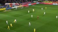 Romania 3-1 Kazakhstan - Golo de C. Budescu (33min)