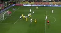 Romania 3-1 Kazakhstan - Golo de C. Budescu (38min)