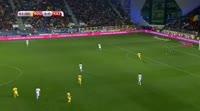 Romania 3-1 Kazakhstan - Golo de B. Turysbek (82min)