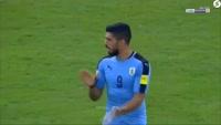 Video from the match Venezuela vs Uruguay