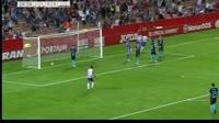 Javier Espinosa Gonzalez scores in the match Granada CF vs Lugo