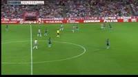Pierre Kunde Malong scores in the match Granada CF vs Lugo