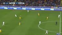 APOEL vs Real Madrid - Goal by L. Modrić (23')