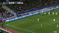APOEL vs Real Madrid - Gól de K. Benzema (45+1min)