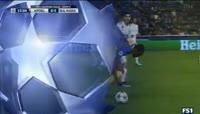 APOEL 0-6 Real Madrid - Golo de Cristiano Ronaldo (54min)