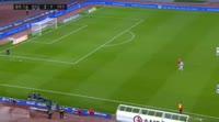 Carlos Vela scores in the match Real Sociedad vs Sevilla