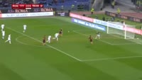 Video from the match AS Roma vs Cesena