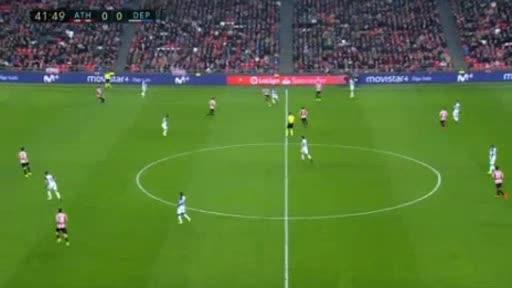 Ath. Bilbao Deportivo La Coruna goals and highlights