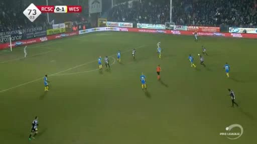 Charleroi Westerlo goals and highlights